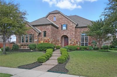 Prosper Single Family Home For Sale: 1051 Willowmist Drive