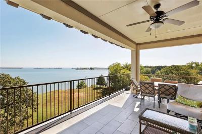 Lake Dallas Condo Active Option Contract: 500 Waters Edge Drive #324