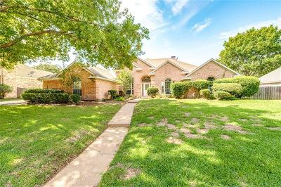 Colleyville Single Family Home For Sale: 5406 Sycamore Court