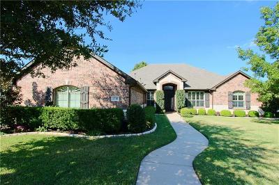 Keller Single Family Home For Sale: 1318 Briar Ridge Drive