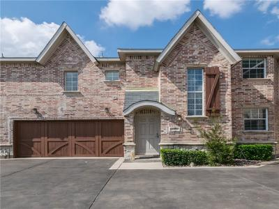 Carrollton Townhouse Active Option Contract: 2117 Parkview