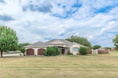 Kaufman Single Family Home For Sale: 1127 Country Bend Drive
