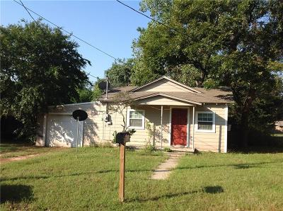 Erath County Single Family Home For Sale: 1130 N Chamberlain Street