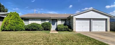 Watauga Single Family Home Active Option Contract: 6029 Robin Drive