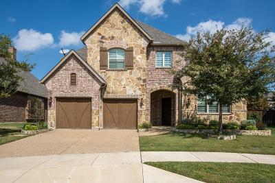 Frisco Single Family Home Active Option Contract: 3022 Hollowbrook Lane