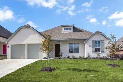 Benbrook Single Family Home For Sale: 8936 Armstrong Court