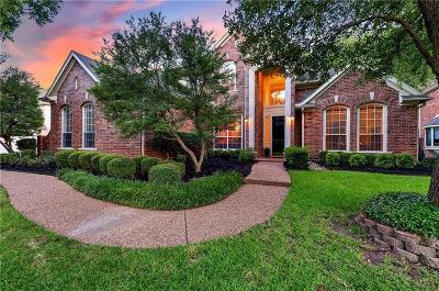 Southlake Single Family Home For Sale: 614 Northwood Trail