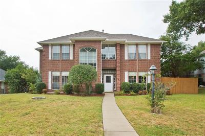 Carrollton Single Family Home For Sale: 3311 Willow Ridge Circle