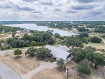 Erath County Single Family Home For Sale: 1248 Lakeside
