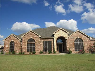 Waxahachie Single Family Home For Sale: 422 Cimarron Meadows Drive