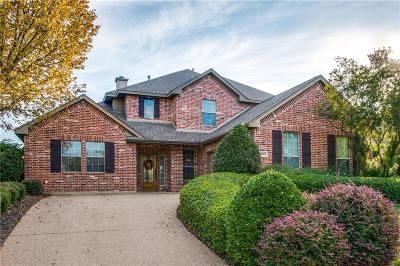 Hickory Creek Single Family Home Active Option Contract: 102 Lakehill Court