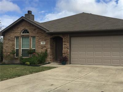 Royse City, Union Valley Single Family Home For Sale: 1512 Bob Drive