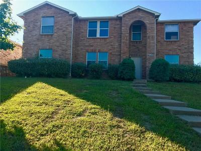 Mesquite Single Family Home For Sale: 2621 Bandera Place