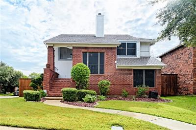 Carrollton Single Family Home Active Contingent: 2926 Hunters Point Lane