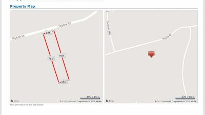 Erath County Residential Lots & Land For Sale: 4330 Skyline