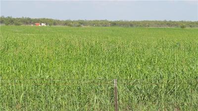 Abilene Farm & Ranch For Sale: 43ac Fm 707