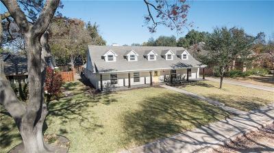 Single Family Home For Sale: 3307 Lancelot Drive