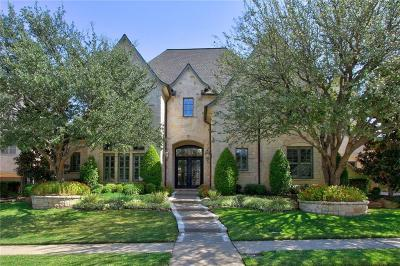 Frisco Single Family Home For Sale: 6384 Bluffview Drive