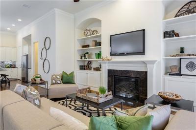Dallas Townhouse For Sale: 2191 Norlock Lane