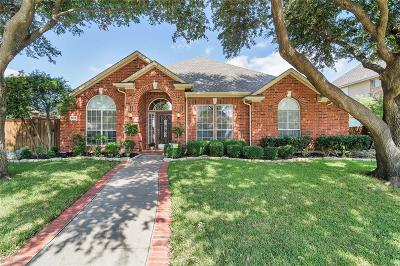 Allen Single Family Home For Sale: 1208 Greenway Drive