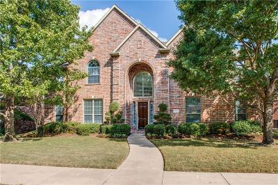 Plano Single Family Home For Sale: 2321 All Saints Lane