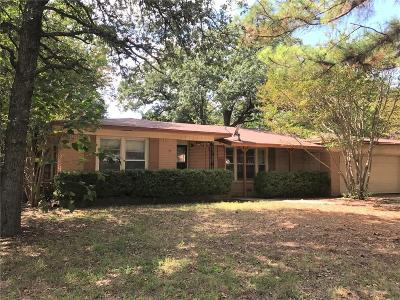 Stephenville Single Family Home For Sale: 868 N Lydia Street