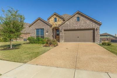 Forney Single Family Home For Sale: 2101 Cone Flower Drive
