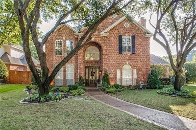 Plano Single Family Home For Sale: 5816 Broadwell Drive