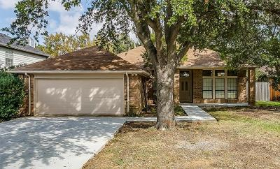 Flower Mound Single Family Home Active Option Contract: 2204 Steppington Avenue