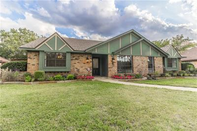 Lewisville Single Family Home For Sale: 1518 N Valley Parkway