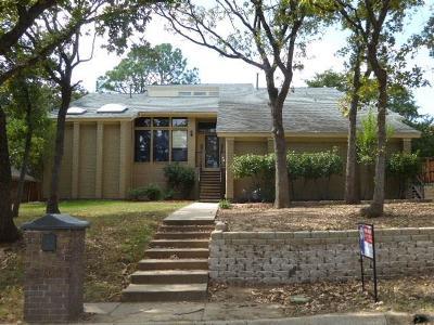 Arlington Single Family Home For Sale: 2106 Van Hook Court
