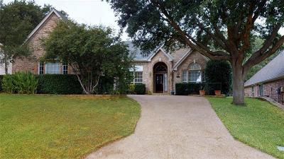 Highland Village Single Family Home For Sale: 2711 Knoll Court