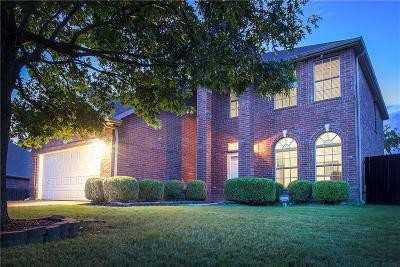 Lewisville Single Family Home For Sale: 1145 Timberlake Lane