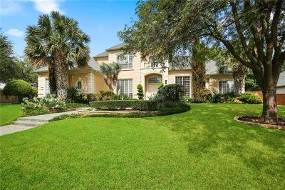 Plano Single Family Home Active Option Contract: 5525 Linmore Lane