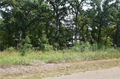 Mabank Residential Lots & Land For Sale: 6202 Choctaw Drive