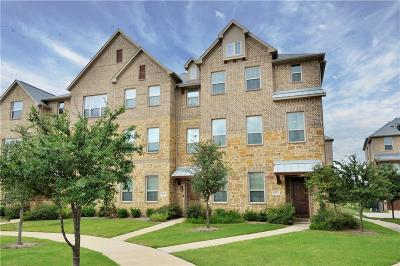 Irving Townhouse For Sale: 6424 Riviera Drive