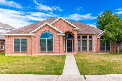 Lewisville Single Family Home For Sale: 1661 Glenmore Drive