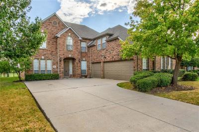 Frisco Single Family Home For Sale: 2945 Horseshoe Trail