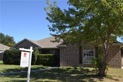 Weatherford Single Family Home For Sale: 102 Cynthia Lane