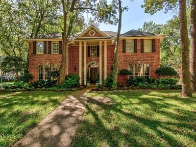 Mckinney Single Family Home For Sale: 2801 Carriage Trail