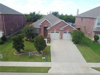 Lewisville Single Family Home For Sale: 1116 Annalea Cove Drive