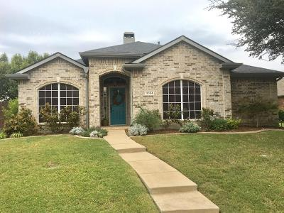 Frisco Single Family Home For Sale: 10104 Morning Glory Lane
