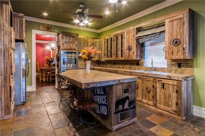 Single Family Home For Sale: 1311 S Crockett Street