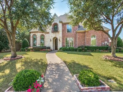Coppell Single Family Home For Sale: 603 Stratford Lane