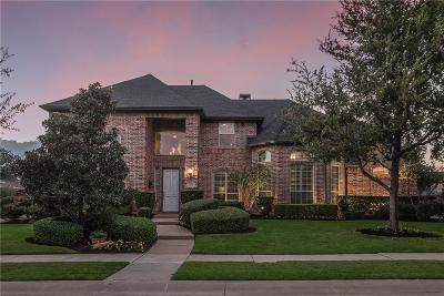 Lewisville Single Family Home For Sale: 2600 Queen Elaine Drive