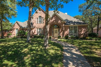 Keller Single Family Home For Sale: 1311 Austin Thomas Drive