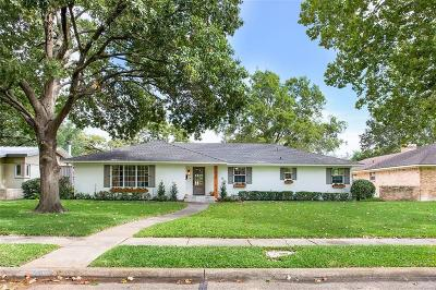 Single Family Home For Sale: 814 Sylvania Drive