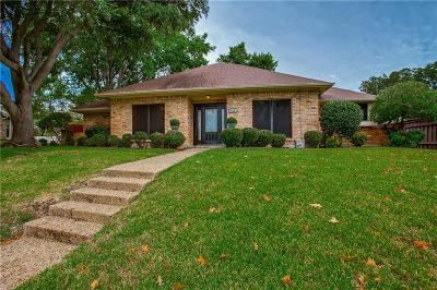 Mesquite Single Family Home For Sale: 213 Toler Drive