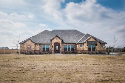 Waxahachie Single Family Home For Sale: 411 Reveille Run