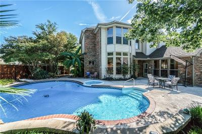 Flower Mound Single Family Home Active Option Contract: 2129 Sheffield Lane